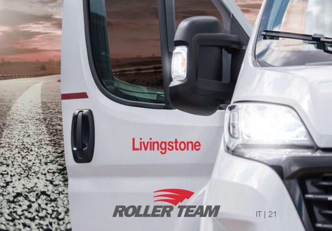 roller van